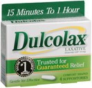 Dulcolax Suppositories