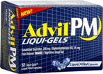 Advil Pm Liqui-Gels