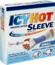 Icy Hot Medicated Sleeve Small